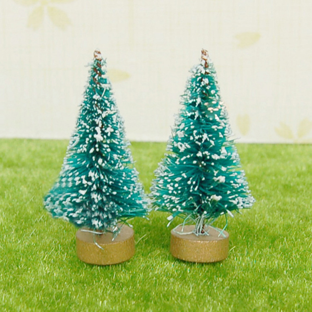 Miniature xmas tree ornaments - Miniature Christmas Tree
