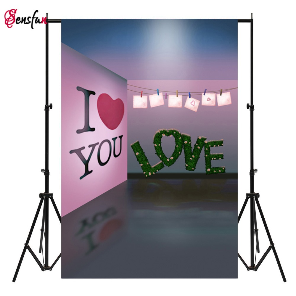 Us 699 30 Offphotography Backdrop Printing Vinyl Banners Wedding Party Sweetheart Marriage Wedding Dress Beautiful Romantic Backdrops Sfu07 In