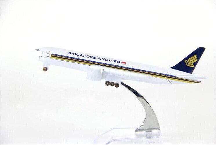Aliexpress.com : Buy plane model Boeing 777 Singapore