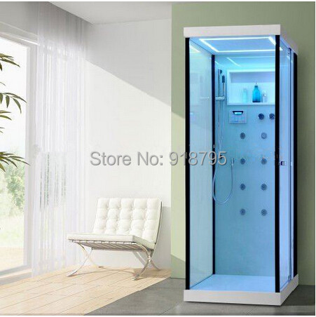 square figuration luxury steam shower enclosures bathroom steam shower cabins jetted massage walking in sauna
