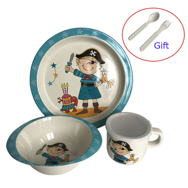 Baby Feeding Set Bamboo Fiber Children Tableware Baby Dishes BPA Free Kids Dinnerware Plate Bowl Cup  sc 1 st  AliExpress.com & Baby Feeding Set Bamboo Fiber Children Tableware Baby Dishes BPA ...