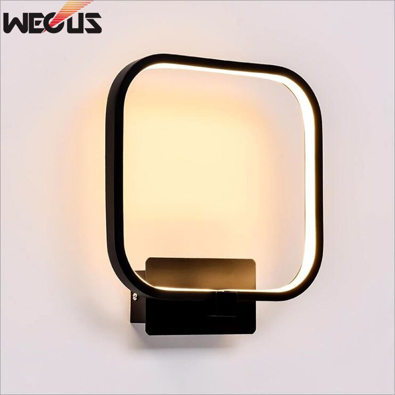 LED Wall Lamp Modern Creative Bedroom Beside Wall Light Indoor Living Room Dining Room Corridor Lighting Decoration [ygfeel] 18w led wall lamp modern creative bedroom beside wall light indoor living room dining room corridor lighting decoration
