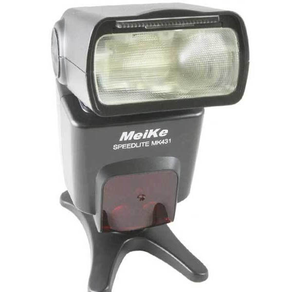 ФОТО Meike MK-431 Universal TTL Flash Speedlite light for canon 650D 600D 60D 50D 40D 5D II 7D