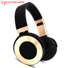 YIXIANGLIN brand WZ-EHS11-03 Durable!! Red wireless headset for gaming, headphone earphone sale