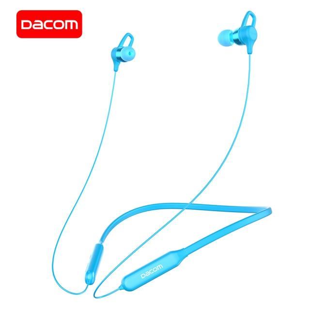 DACOM GH01 Wireless Headphone Deep Bass Bluetooth Earphone for iPhone Huawei Xiaomi Music Game Stereo Headset Handsfree with Mic