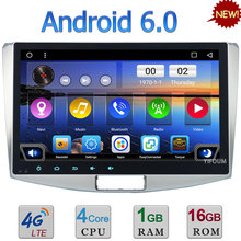 Android 6.0 10.1″ Quad-Core 4G WIFI DAB Car DVD Player Radio For Volkswagen VW Passat B6 B7 CC Magotan 2011 2012 2013 2014 2015