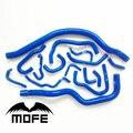 Mofe 15 шт синий силиконовый радиатор охлаждающий шланг набор для S2000