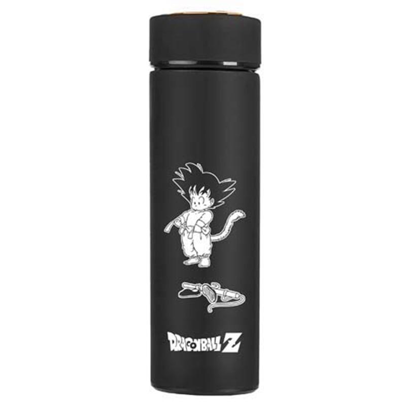 Vacuum Cup Dragon Ball SON GOKU Portable Water Bottle Stainless Steel Kettle Mug