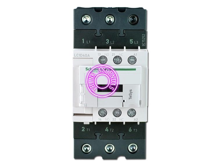 LC1D Series Contactor LC1D40A LC1D40AFE7 LC1D40AG7 LC1D40AJ7 LC1D40AK7 LC1D40AL7 LC1D40ALE7 LC1D40AM7 220V / LC1D40AN7 415V AC lc1d series contactor lc1d50a lc1d50afe7c lc1d50ag7c lc1d50aj7c lc1d50ak7c lc1d50al7c lc1d50ale7c lc1d50am7c lc1d50an7c 415v ac