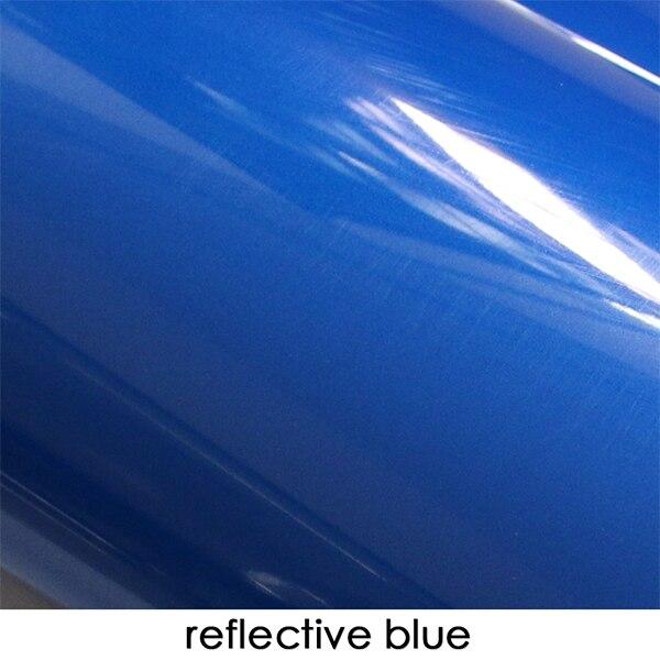 2 шт. шахматная доска клетчатый флаг двери боковые полосы наклейки для Mini Cooper R56 R50 R52 R53 F56 R60 земляк аксессуары - Название цвета: Reflective Blue