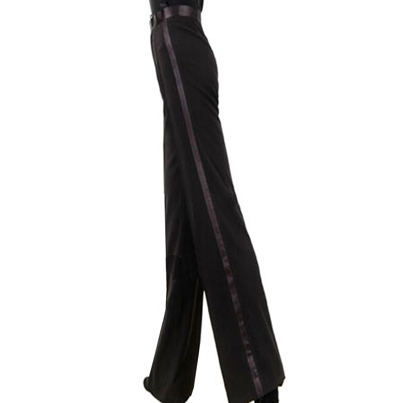 2018 The factory direct sale spot hanbok Latin dance dance pant pants men square dance clothing clothing can be customized K-009