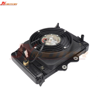 NEW Water cooling engine cooler Radiator cooling 12v fan for motorcycle 200cc 250CC moto Quad 4x4 ATV UTV parts