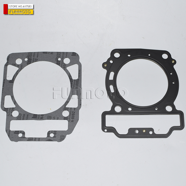 CYLINDER AND CYLINDER HEAD GASKETS SUIT FOR CFX8/CF MOTO