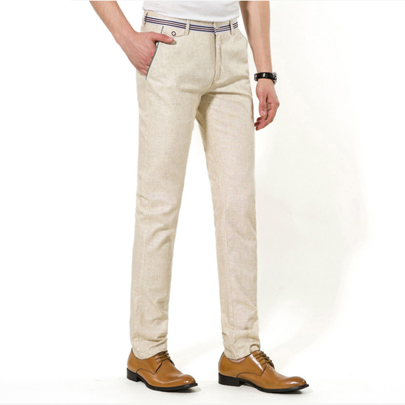 Linen Khaki Pants Promotion-Shop for Promotional Linen Khaki Pants ...