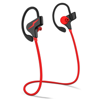 S30 Bluetooth 4 1 Sport Earphone Handfree Wireless Bluetooth Headset Earphones With Mic Sports Ear Hook
