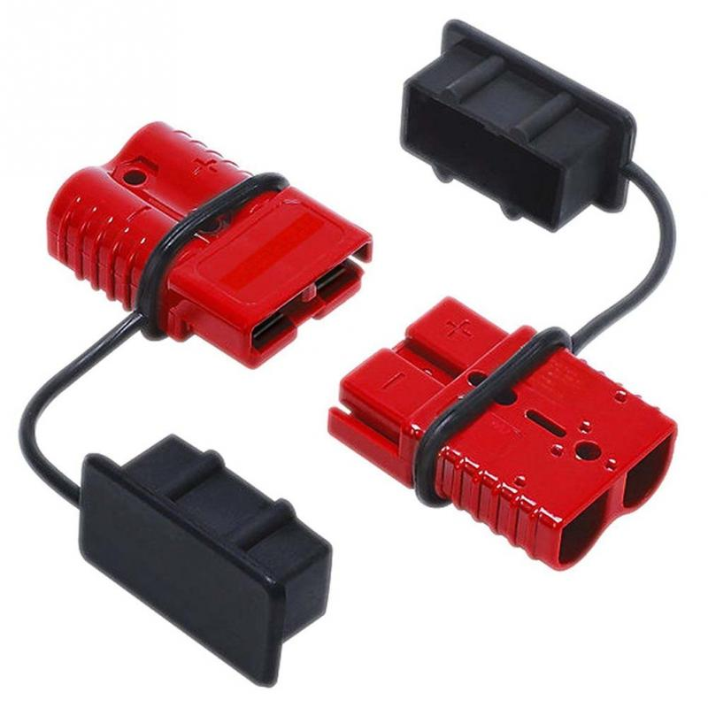 winch quick connect wiring diagram vehicle wiring diagrams warn winch solenoid wiring diagram 2pcs 50a battery trailer pair charge plug quick connector kit connect disconnect winch electrical power cables