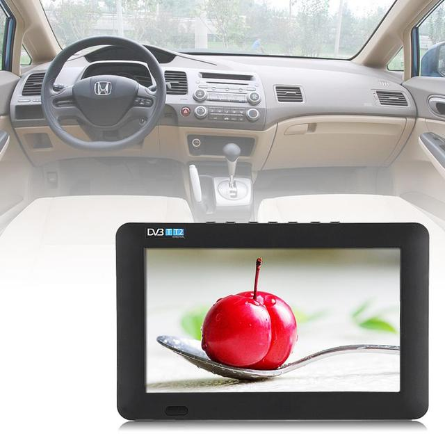 LEADSTAR HDTV 9 Inch Digital Television DVB-T2 And Analog TV Support Car TV TF Card And USB Audio And Video Playback