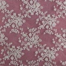 Organdy Цветочные кружевные ткани с вышивкой, свадебное платье ткань, Формальные платья материалы, XERY130009