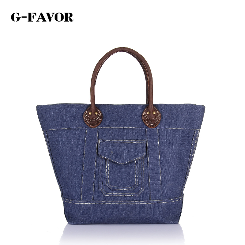 2018 Fashion Canvas Bag Women Handbag Shoulder Bags Messenger Bags Casual Blue Hobos Bolsa Feminina High Quality Large Capacity high quality anime bungou stray dogs men travel bags canvas fashion women shoulder messenger sling bags bolsa feminina