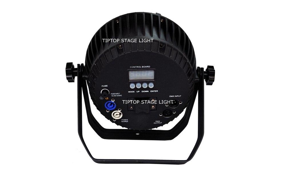 Cheap par light rgbw