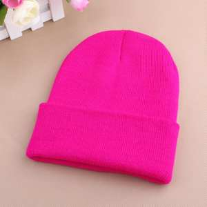 cb52f039cbf Lanshifei Unisex Women Men Winter Hat Knit Beanie Warm Cap