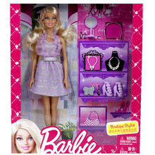 BARBIE – BOUTIQUE CON ZAPATOS Y ACCESORIOS