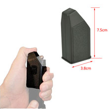 Tactical Glock Magazine Ammo Speed Loader for 9mm, .40, .357, .45 GAP Mags Clip Hunting Accessories Free Shipping