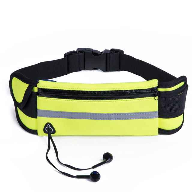 Men Women Running Waist Bag Waterproof Mobile Phone Holder Jogging Sports Running Gym Fitness Bag Lady Sport Accessories 6