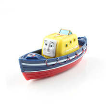 Thomas and friends trains the tank engine special rare boat captain wheels diecast models miniatura gifts boy car toys for kids