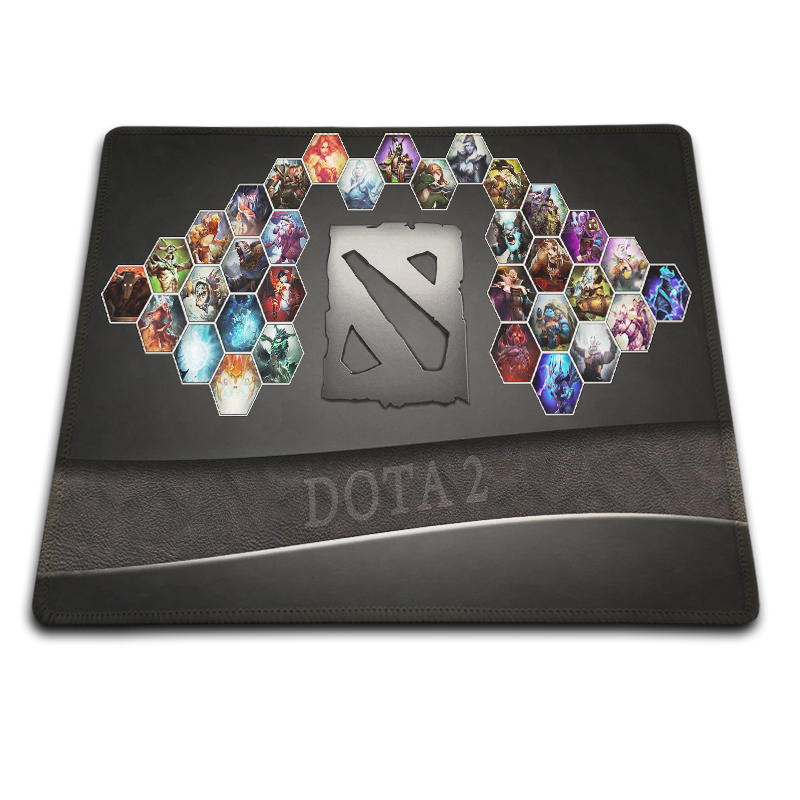 Gaming Mouse Mat Dota 2 Large Mousepad for Computer Desktop Pad Non-Skid Durable Office Accessories High Quality