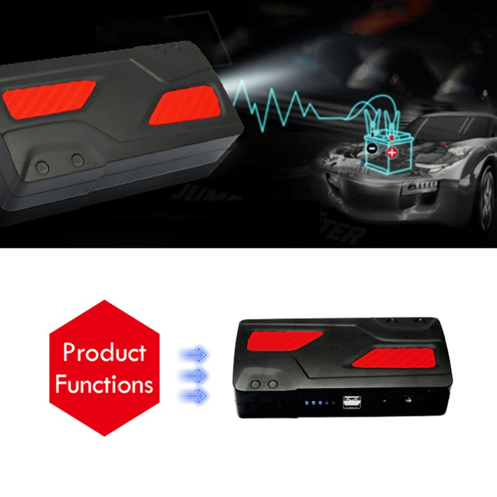 68800mAh 12V Car Emergency Power Supply Start Battery Charger Engine Booster Power Bank Car Jump Starter Top Sale
