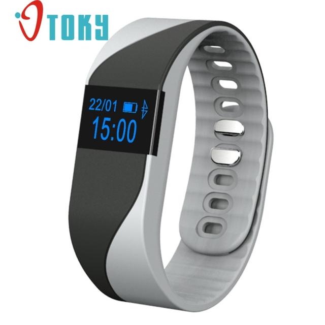 Excelente qualidade m2s inteligente pulseira bluetooth 4.0 heart rate monitor de fitness rastreador saúde pulseira monitor de sono smart watch