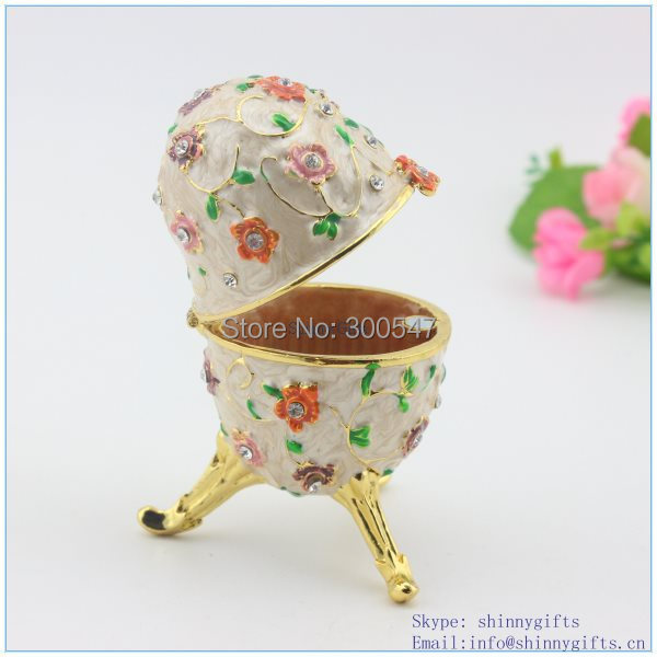 Gift cute picture more detailed picture about egg shape jewelry egg shape jewelry boxes wholesale india easter gifts free shipping negle Gallery
