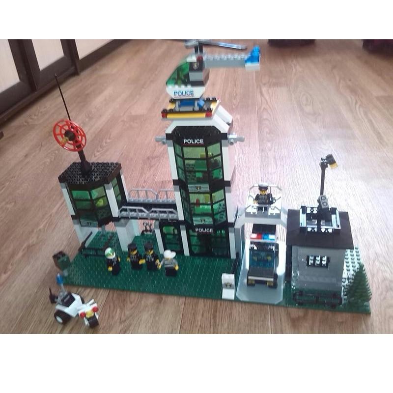 Քաղաքային ոստիկանության բաժանմունքի - Կառուցողական խաղեր - Լուսանկար 3