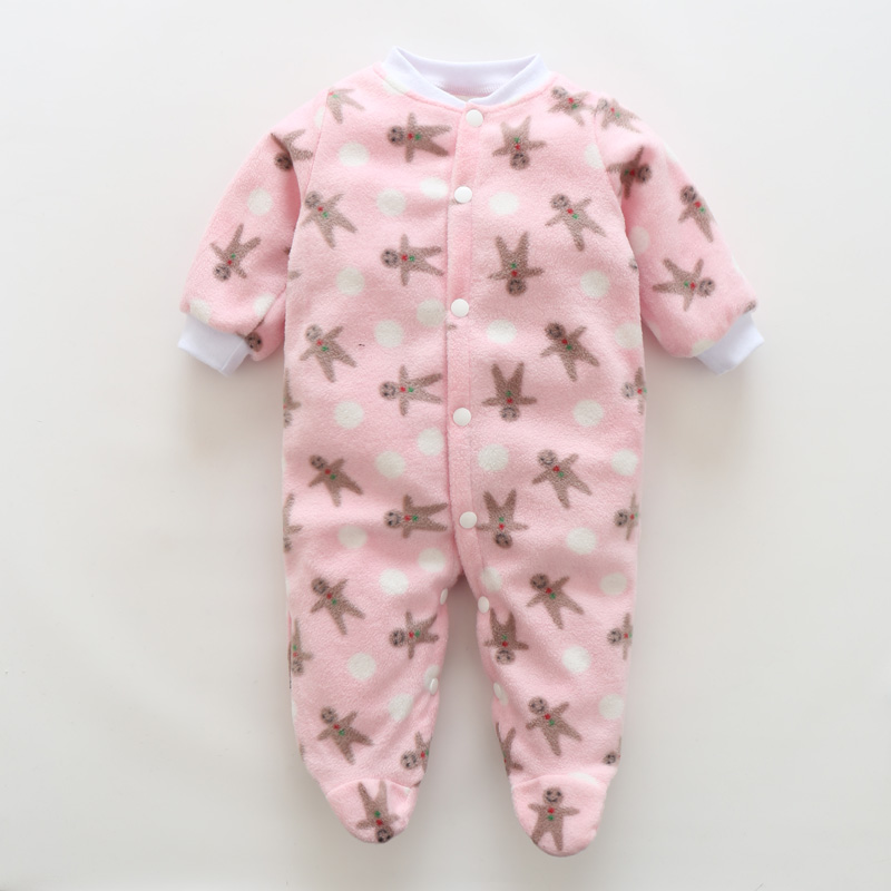 Newborn Baby Clothes Cartoon Baby Rompers Long Sleeve Baby Girls Clothing Spring Baby Boy Jumpsuits Roupas Bebes Infant Costume autumn winter baby rompers children clothing set newborn clothes bebes microfleece long sleeve girl clothing infant jumpsuits