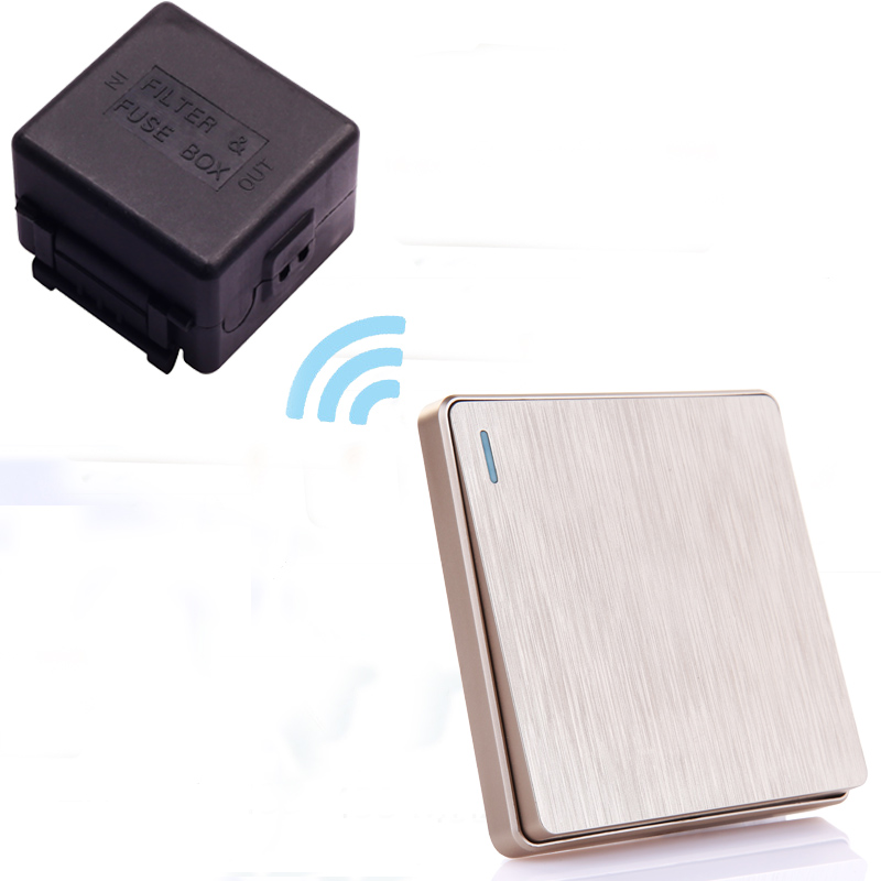 Remote Switch Wireless Universal Remote 1 Gang Switch Shape Controller DC 12V RF Switch Transmitter Receiver System 433MHz wireless pager system 433 92mhz wireless restaurant table buzzer with monitor and watch receiver 3 display 42 call button