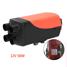 12V 5KW Diesel Air Heater 4Holes Fast transfer for Bus Trucks Motor-homes Boats Cab Heater Similar Webasto Car Heater 5kw webasto 12v diesel air heater for boat car ship truck cab heater diesel caravan heater similar webasto car heater