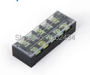 terminal blocks tb 4505 45a 5p patch panel wiring row. Black Bedroom Furniture Sets. Home Design Ideas