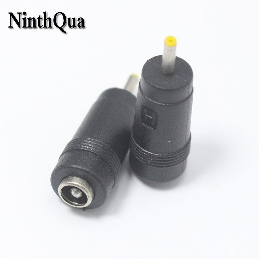 Adaptateur connecteur adaptateur pour ordinateur portable | 1 pièce 5.5*2.5mm prise femelle à 2.5*0.7mm prise de charge pour ordinateur portable