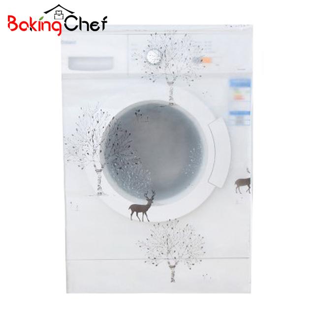 BAKINGCHEF Washing Machine Covers Home Storage Organization Bag Gadgets Waterproof Wholesale Bulk Accessories Supplies Cases Lot