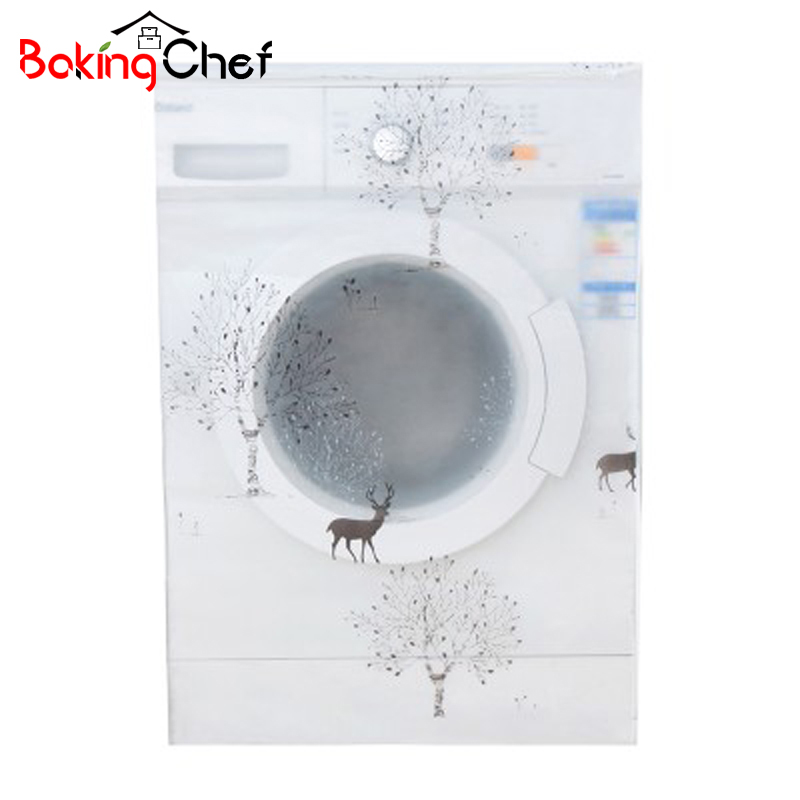 BAKINGCHEF Washing Machine Covers Home Storage Organization Bag Gadgets Waterproof Wholesale Bulk Accessories Supplies Cases Lot