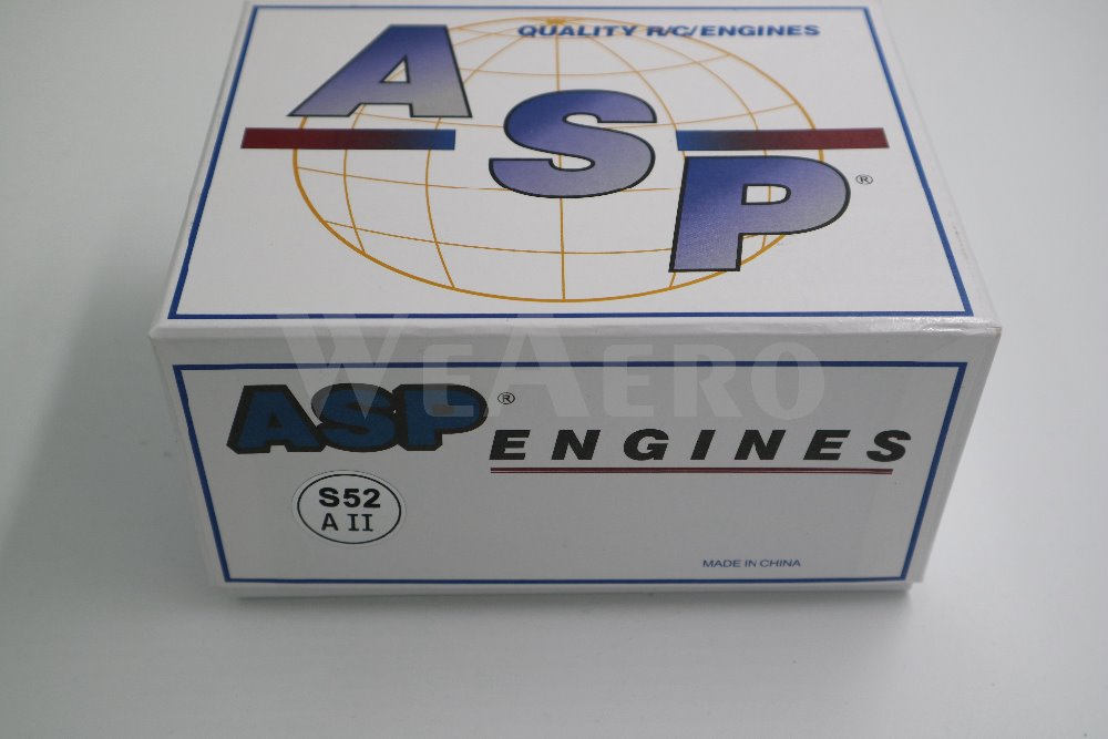 SUPER SALE) ASP 2 Stroke S52AII Nitro Engine For RC Airplane