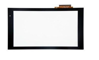 Écran tactile 72444_A3 41.1101303.202 pièces de rechange de lentille en verre numériseur pour Acer Iconia Tab A500 A501