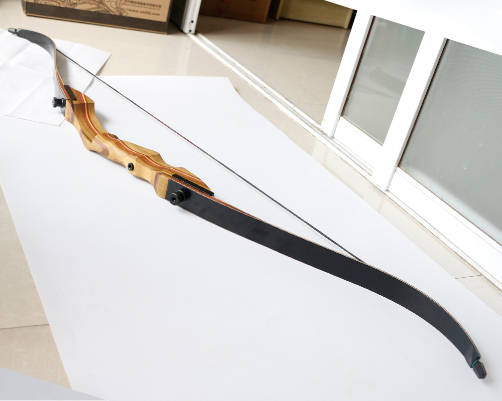 New version 55lbs hunting bow composite materials laminated take-down bow hunter outdoor shooting sports archery bow and arrow raman bedi rakesh chandra and s p singh fatigue studies on glass fiber reinforced composite materials