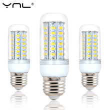10PCS/lot Led E27 Light lamp bulb 220V 24 38 48 56 69 72 96 leds SMD 5730 bombillas ampoule lampada Bulbs focos E27 led Lamps