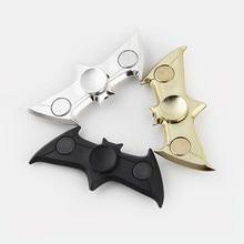 Black Batman 2017 New Fidgets Toy EDC Sensory Fidget Spinner Kids/Adult Funny Anti Stress Toys