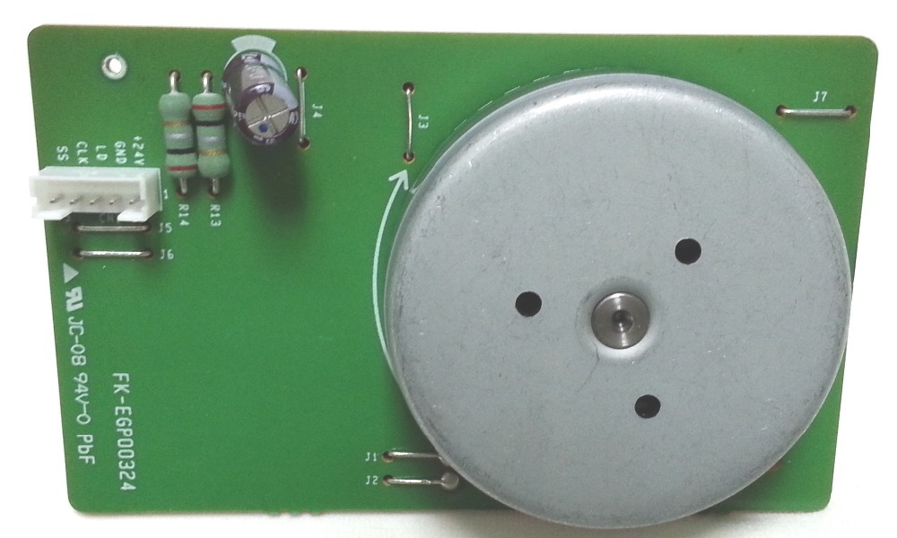 New Original Kyocera 302J031030 MOTOR DRUM for:FS-2020D 3925DN 4020DN 3040MFP 3140MFP new original kyocera fuser 302j193050 fk 350 e for fs 3920dn 4020dn 3040mfp 3140mfp