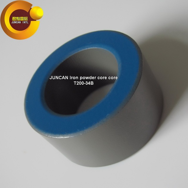 T200-34B Soft magnetic iron powder core magnetic core material