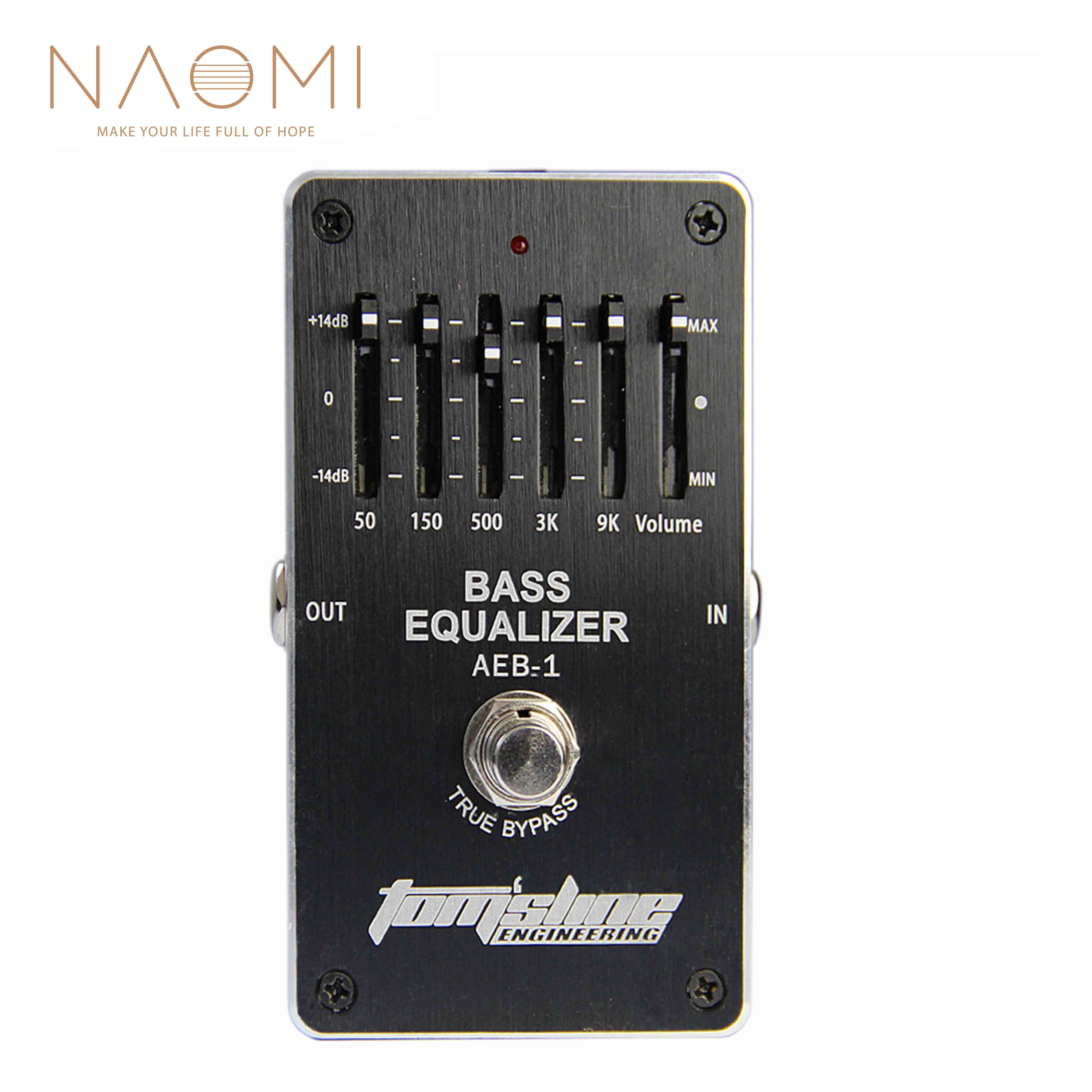 naomi aroma bass effect pedal aeb 1 bass 5 band eq exclusive for electric bass guitar effect. Black Bedroom Furniture Sets. Home Design Ideas