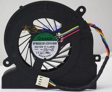 Оригинальный SUNON EFB0201S1-C010-S99 12 V 5,28 W четырехпроводной вентилятор ноутбука